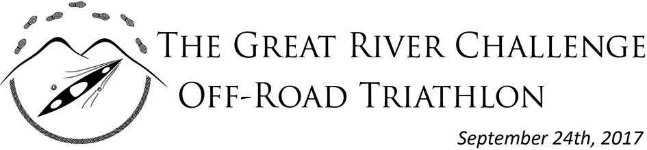 Great River Challenge Triathlon Logo